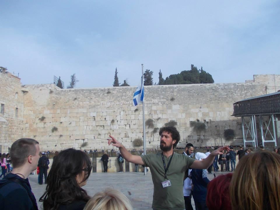 Organizovani izlet u Jerusalimu Izrae
