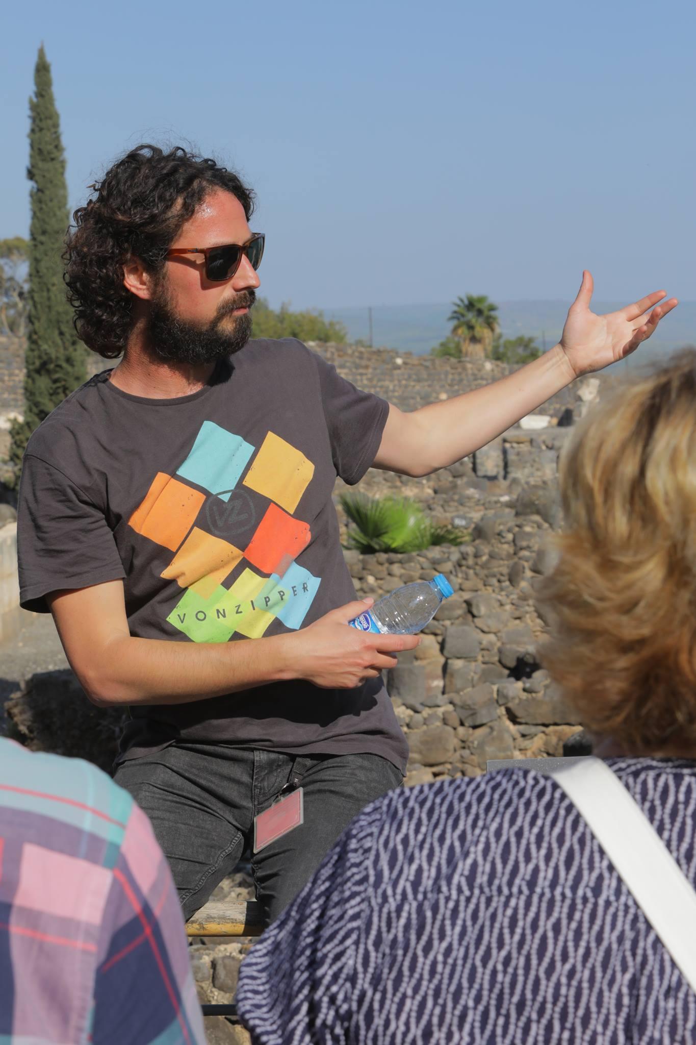 Tura na Srpskom Hrvatskom Masada Izrael vodic