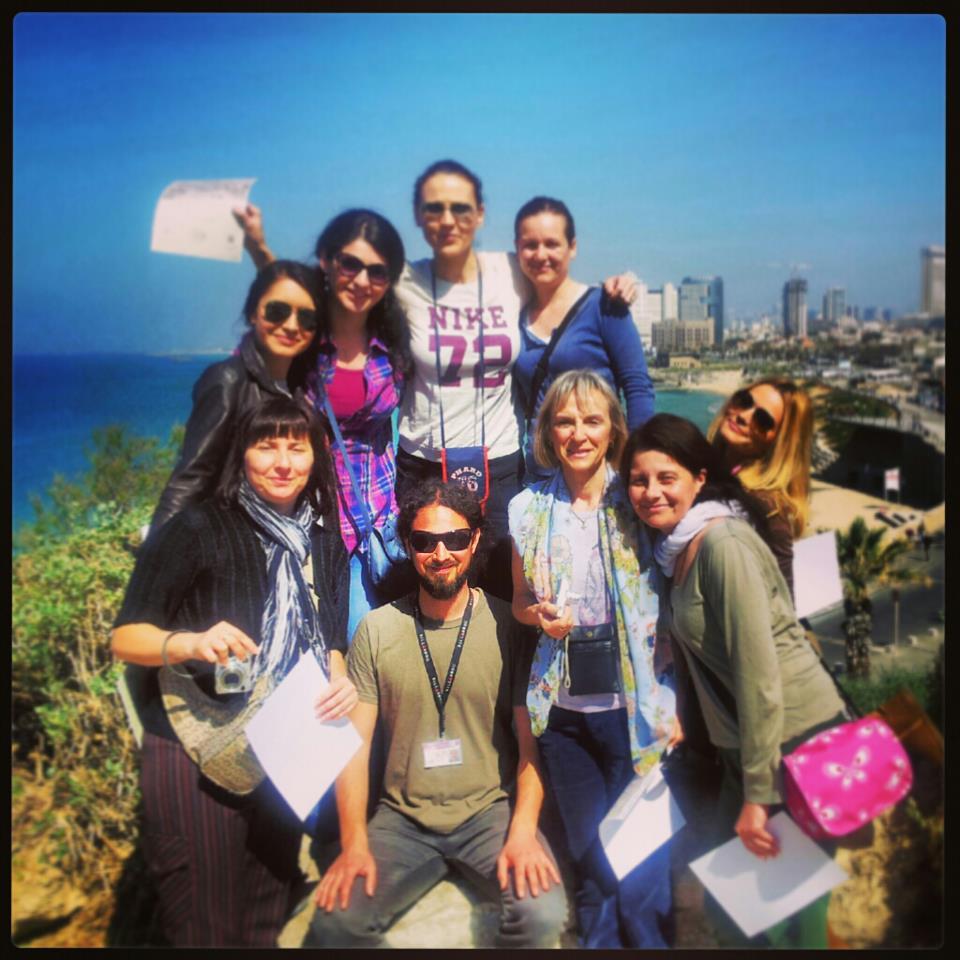 tura na srpskom hrvatskom u Tel Avivu Izrael